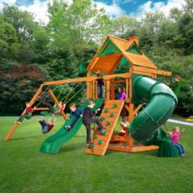 Gorilla Playsets Westbrook Cedar Swing Set