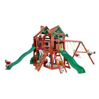 Gorilla Playsets Big Timber Cedar Swing Set