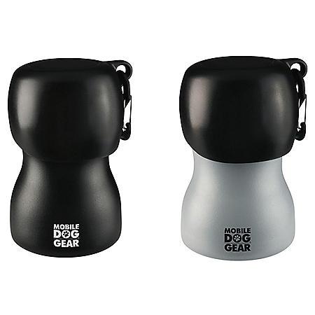 Mobile Dog Gear Water Bottles, 2 - 9.5 oz. (Choose Your Color)