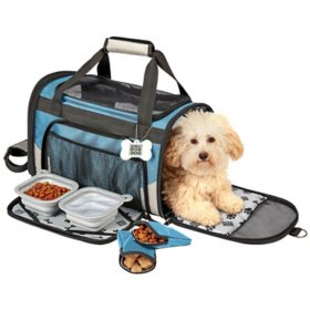 Mobile Dog Gear Pet Carrier Plus, Small (Choose Your Color)