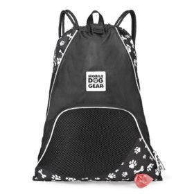 Mobile Dog Gear Dogssentials Drawstring Cinch Sack (Choose Your Color)