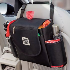 Mobile Dog Gear Car Back Seat Organizer