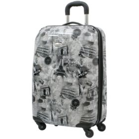 "20"" Destination Hardside/Swivel Wheel Luggage"