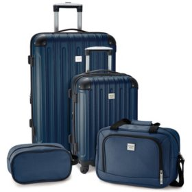 Geoffrey Beene Tuscany Hardside Collection Luggage Set