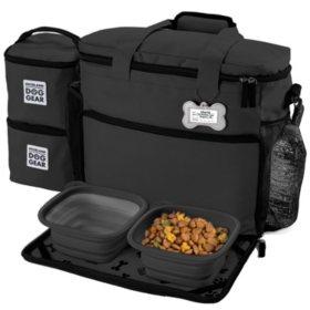 Overland Dog Gear Week Away Travel Bag (Medium/Large)