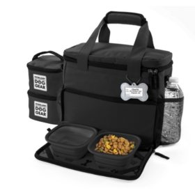 Mobile Dog Gear Week Away Travel Bag for Small Dogs (Choose Your Color)