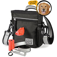 Overland Dog Gear Day Away or Week Away Travel Bag (Assorted Styles)