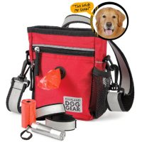 Mobile Dog Gear Day/Night Walking Bag (Choose Your Color)