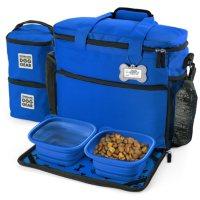 Mobile Dog Gear Week Away Travel Bag for Medium/Large Dogs (Choose Your Color)