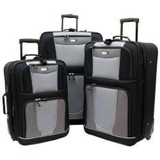 Geoffrey Beene Luggage Set - 3 pc.