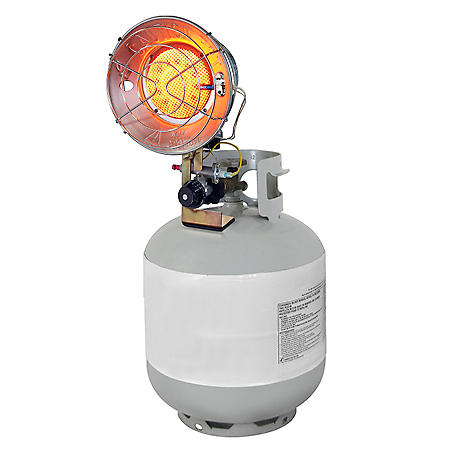 Dyna-Glo DELUX Single Tank Top Propane (LP) Heater - 9K-15K BTU