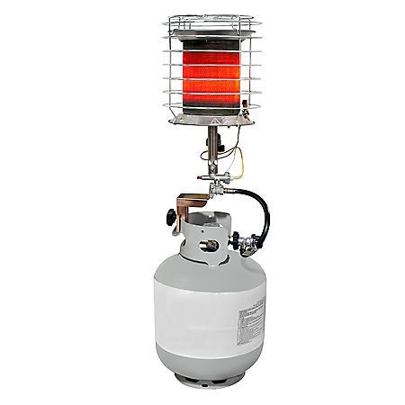 Dyna-Glo 30K-40K BTU LP 360° Tank Top Heater