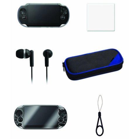Hori Elite Starter Kit for the PS Vita