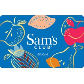 Sam's Club Fruit Everyday Gift Card - Various Amounts