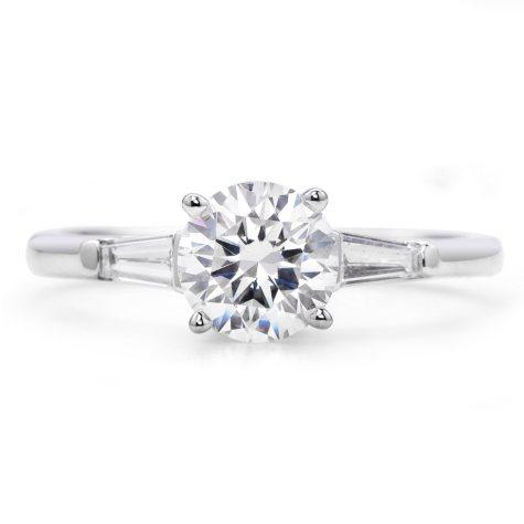 1.22 ct. t.w. Round Diamond Ring (F, SI2)