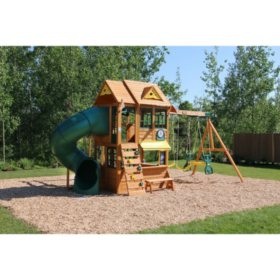 Kidkraft Summerlin Wooden Playset Sam S Club