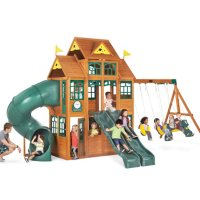 KidKraft Falcon Ridge Swing Set F24930 Deals