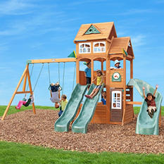 Cedar Summit Sedona Wooden Play Set