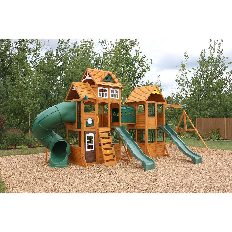 KidKraft Paramount Wooden Playset