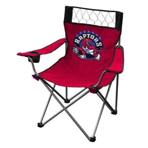 Folding Chair - Raptors - Red