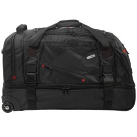 "FUL Tour Manager Deluxe 30"" Rolling Duffel Bag"