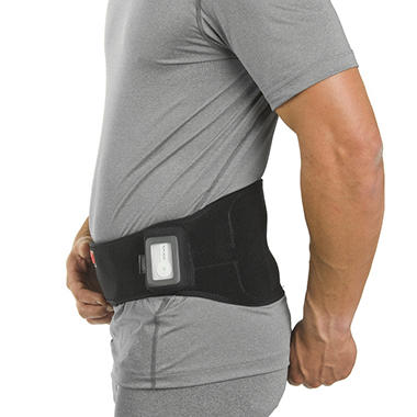 Portable Back Heat Therapy Wrap - Regular & Max sizes