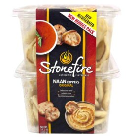 Stonefire Original Naan Dippers (14.1 oz., 2 pk.)