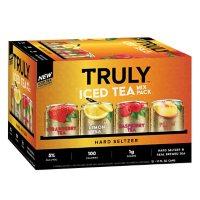 Truly Iced Tea Hard Seltzer Mix Pack (12 fl. oz. can, 12 pk.)