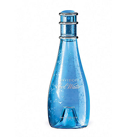Davidoff Cool Water Ladies Perfume 34 Oz Sams Club