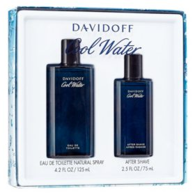 Davidoff Cool Water Mens 2-Piece Gift Set