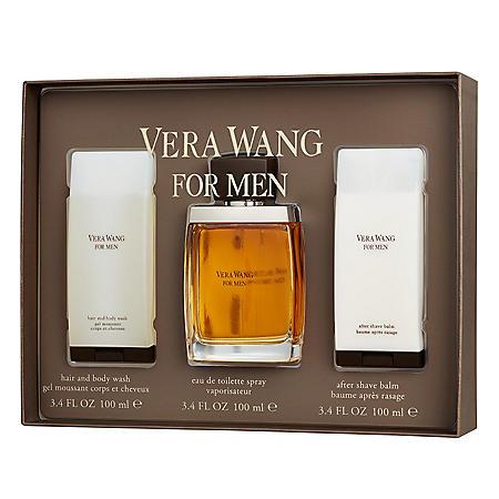 Vera Wang Men Classic Eau de Toilette 3-Piece Gift Set