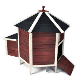 """Advantek Tower Chicken Coop (42"""" x 42"""" x 47"""")"""