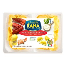 Rana Maine Lobster & Cheese Ravioli (13 oz., 2 pk.)