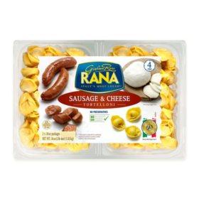 Rana Sausage & Cheese Tortelloni (18 oz., 2 pk.)