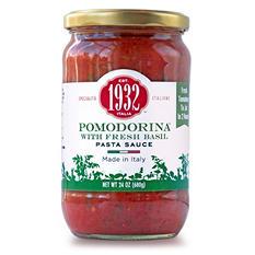 Pomodorina Pasta Sauce with Fresh Basil (24 oz., 2 pk)
