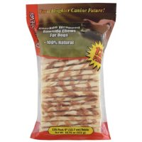 Canine Chews Chicken-Wrapped Rawhide Chews for Dogs (125 ct.)