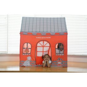 Kids' Pop-Up Playhouse Tent (Various Styles)