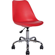 U-Loft Task Chair, Red