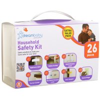 Dreambaby Household Safety Kit (26 pcs.)