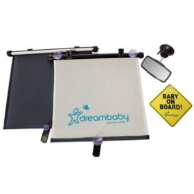 Dreambaby Car Care Kit