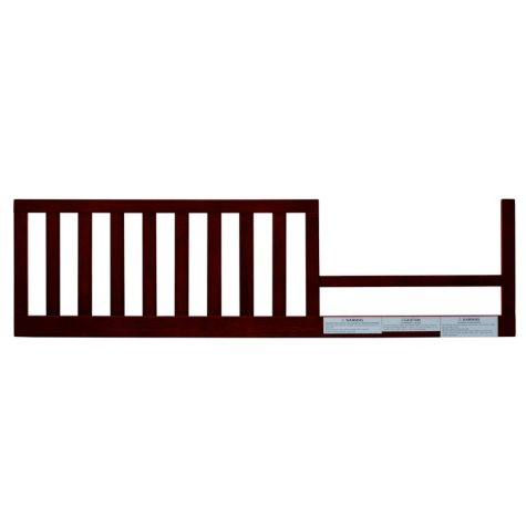 AFG Lia Convertible Crib Toddler Guardrail, Cherry