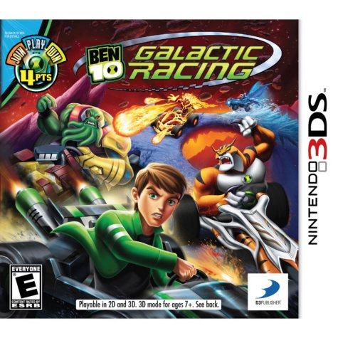 Ben 10 Galactic Racing - 3DS