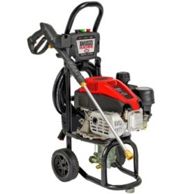 Clean Machine 2400 PSI at 2.0 GPM SIMPSON 150 Gas Pressure Washer