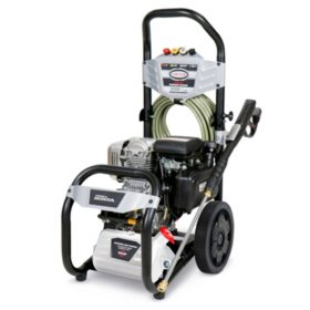 SIMPSON MegaShot 3200 PSI at 2.5 GPM HONDA GC190 Premium Gas Pressure Washer