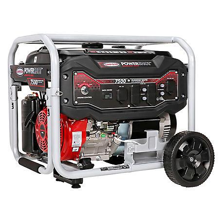 Simpson PowerShot Portable 7500W / 9375W Generator