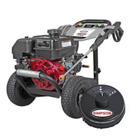 Powershot PS61115 3500 PSI 2.5 GPM Kohler SH270 Cold Water Pressure Washer