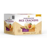 Crunchmaster Rice Crackers (3.5oz / 6pk)