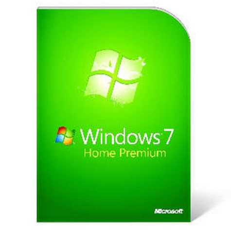 Windows 7 Home Premium Full Version 1 User