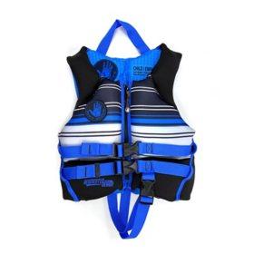 Body Glove Boys' U.S. Coast Guard-Approved PFD (One Size, 30-50 lbs.)