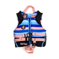 Body Glove Girls' U.S. Coast Guard-Approved PFD (One Size, 30-50 lbs.)